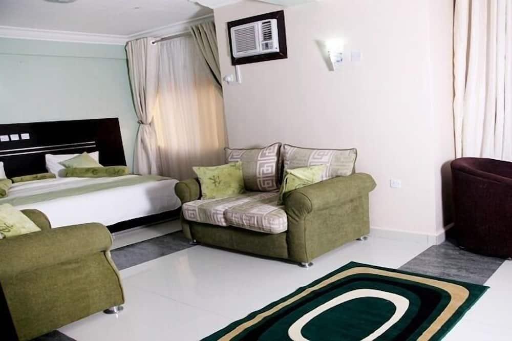 Diplomatic Suite - Ruang Tamu