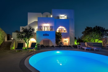Picture of LavaRock Villa in Santorini