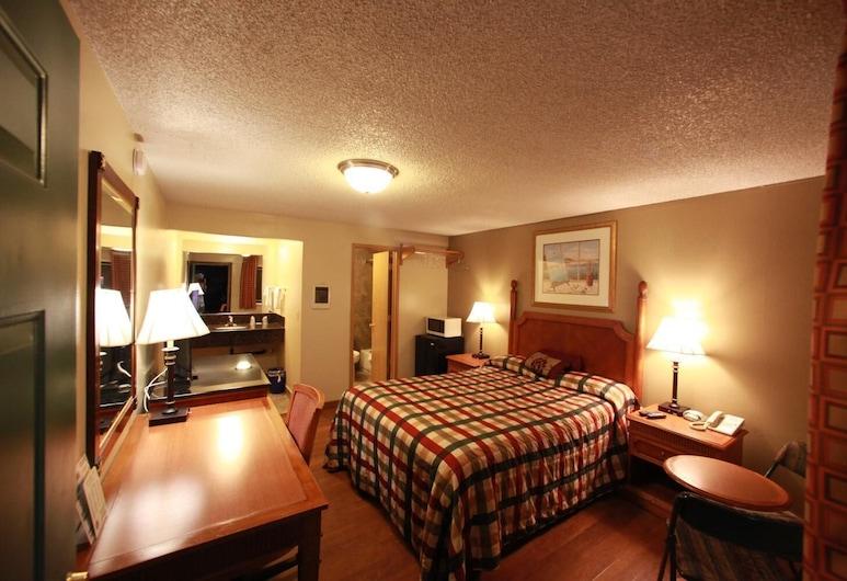 Executive Motel, Юджін, Номер «Делюкс», 1 двоспальне ліжко, Номер
