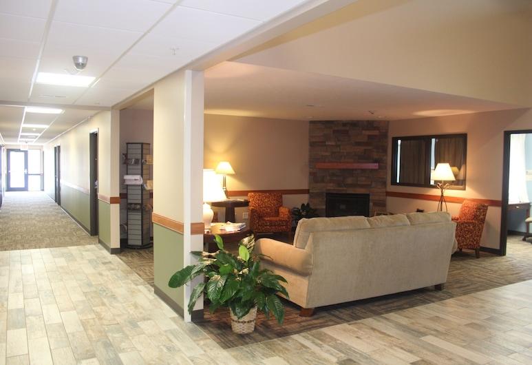 Green Acres Hotel, Pittsfield, Vestibila uzgaidāmā zona