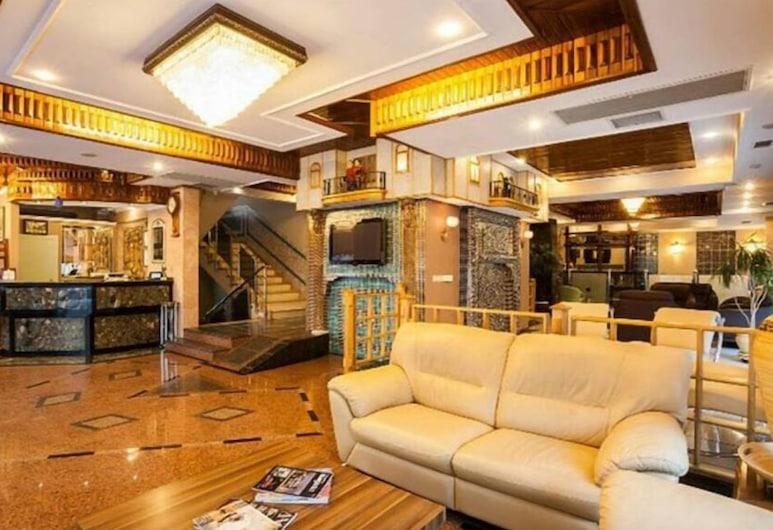安卡拉皇家飯店, 安卡拉, 櫃台