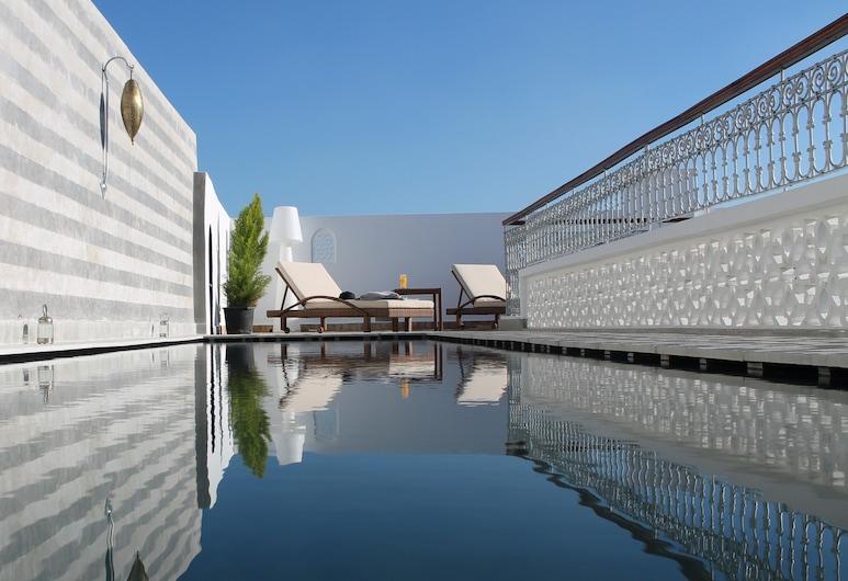 Riad Kalaa 2, Rabat, Piscine en plein air