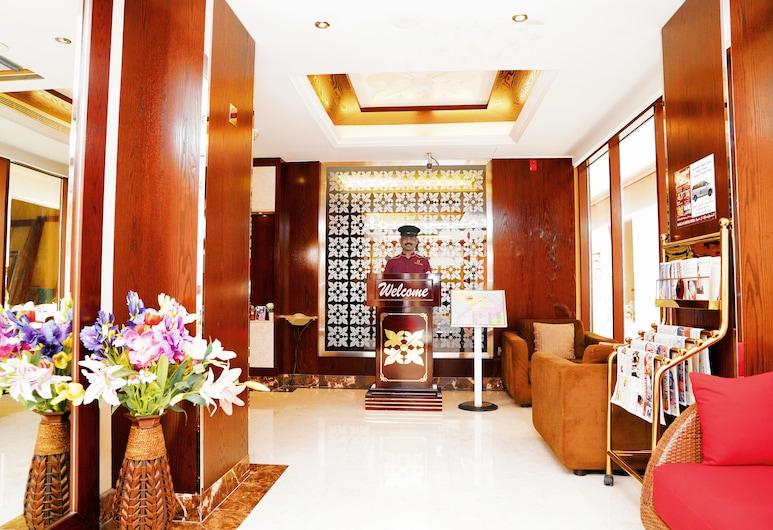 Mark Inn Hotel Deira, Dubai, Hotel Entrance