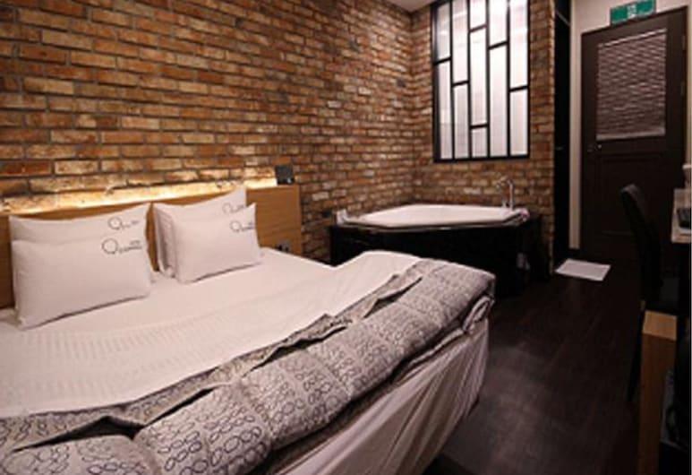 Nampo Comma Hotel, Busanas, Liukso klasės kambarys, Svečių kambarys