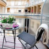 Penthouse Premium, 3 kamar tidur - Balkon