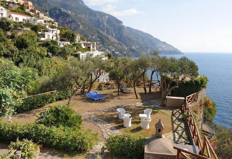 Hotel Dimora Fornillo, Positano, Terrass