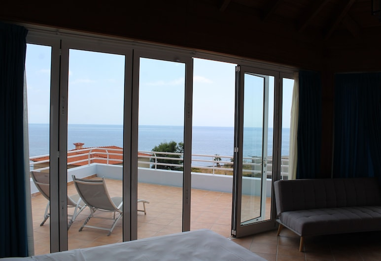 Jardim do Mar Rooms, Calheta, Suite Básica, Quarto
