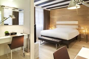 Foto van Hotel Le Colombier Suites in Colmar