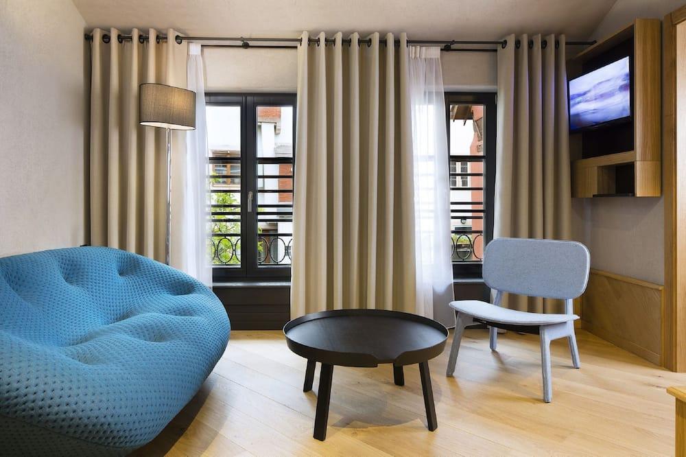 Suite - Zona de estar