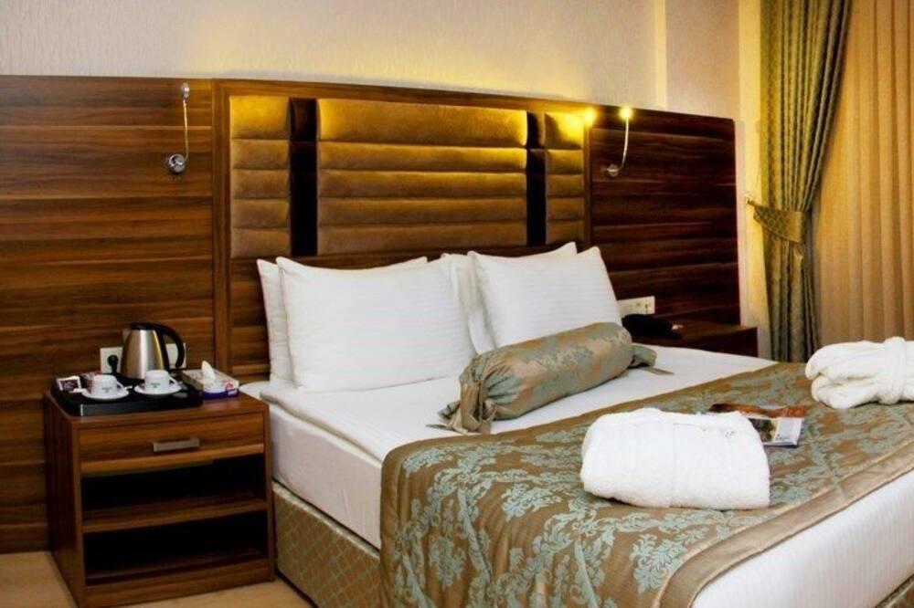 Стандартный двухместный номер с 1 двуспальной кроватью - Главное изображение