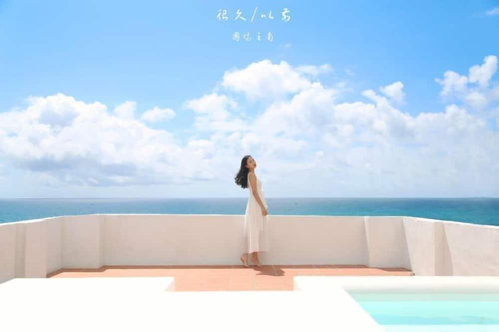 Luxury-Villa, 1 Queen-Bett, Balkon, Meerblick - Profilbild