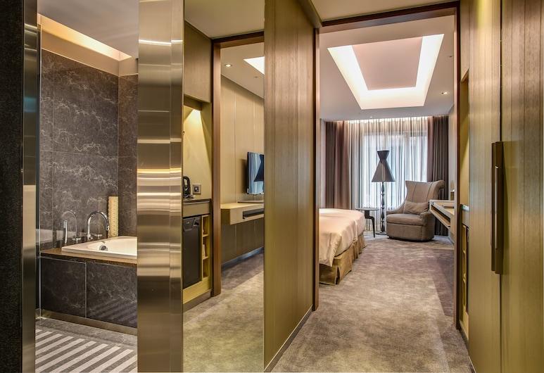 U Hotel Taipei, Taipei, Pokój dwuosobowy typu Executive, Widok z pokoju