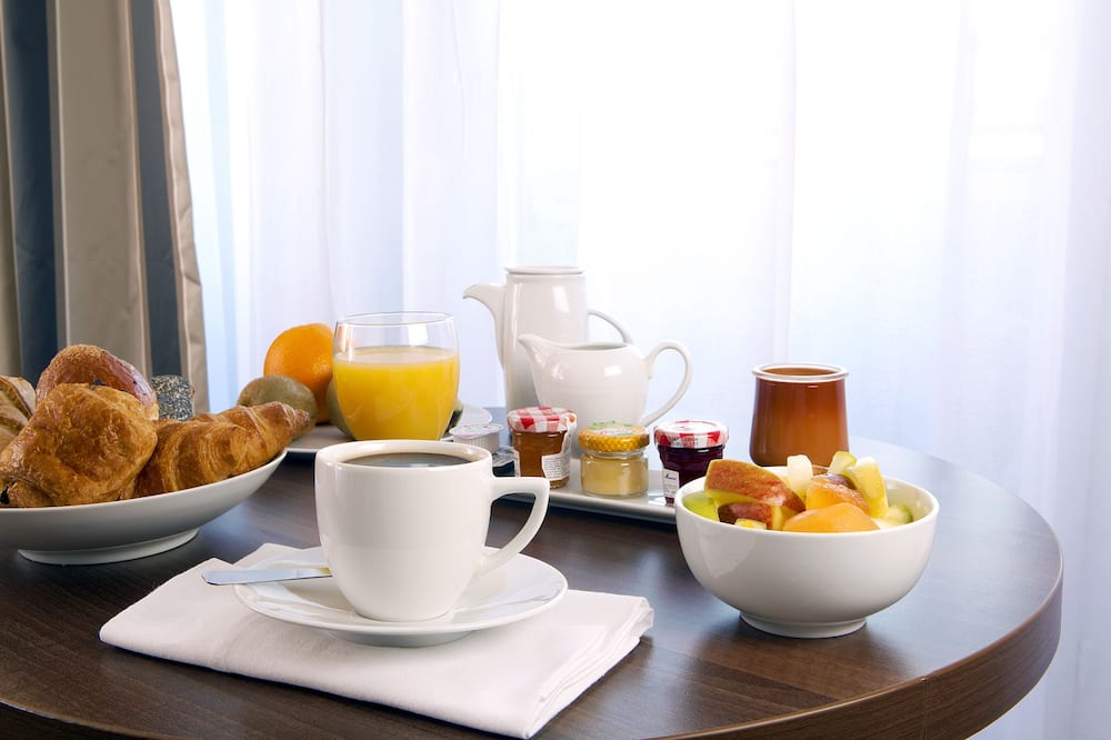 Business Offer - In-Room Dining