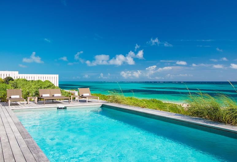 Sailrock Resort - Oceanview Villas & Suites, Cockburn Harbour, 3 Bedroom Beach Front Villa, Habitación