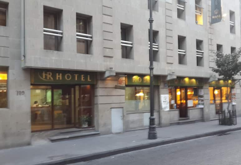 Hotel Roble, Mexico City