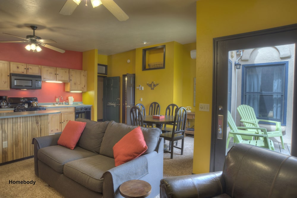 Executive-Suite, 1 Schlafzimmer, Küche (Homebody) - Wohnbereich