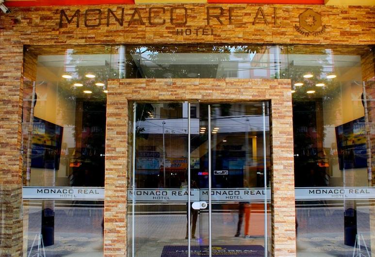 Hotel Monaco Real, Barranquilla, Ingang van hotel