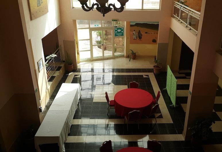 Hotel Atlantic, Nuakšota, Vestibils