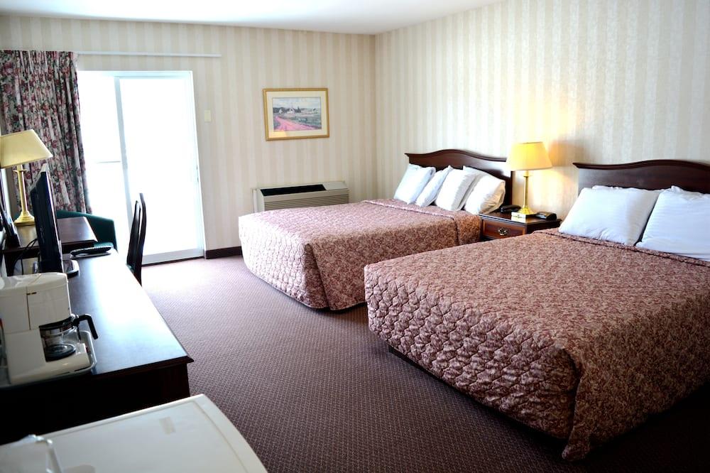 豪華客房, 無障礙, 地面層 - 客廳