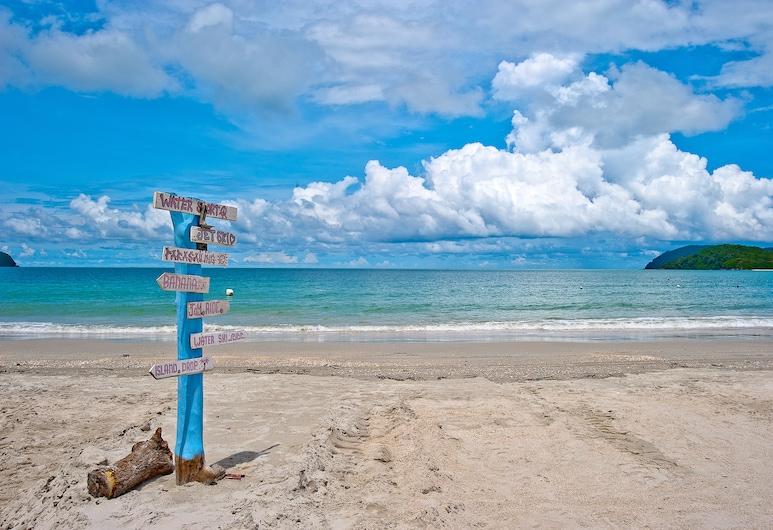 佳星渡假村, 蘭卡威, 海灘
