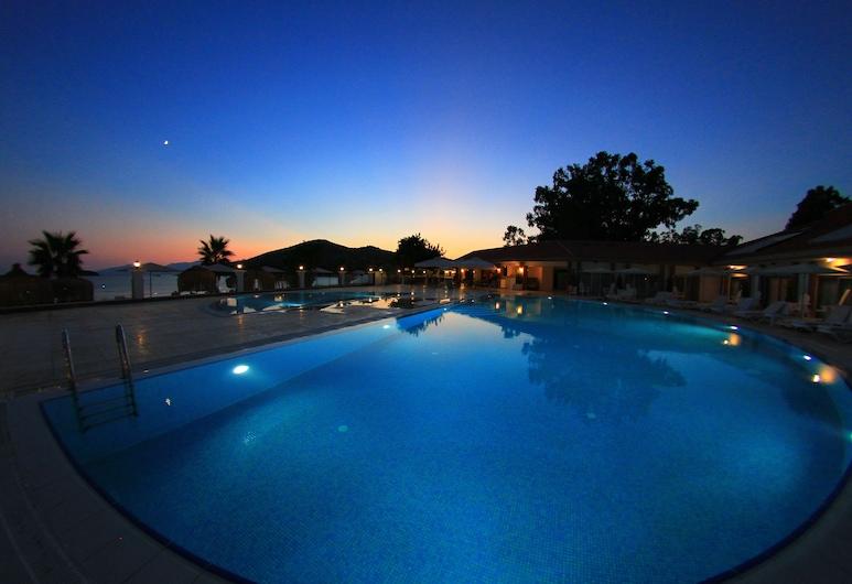 Palm Bay Beach Hotel, Datca, Kültéri medence