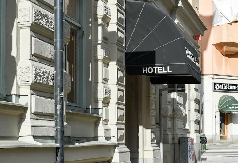 Hotel Bema, Stockholm, Vue depuis l'hôtel
