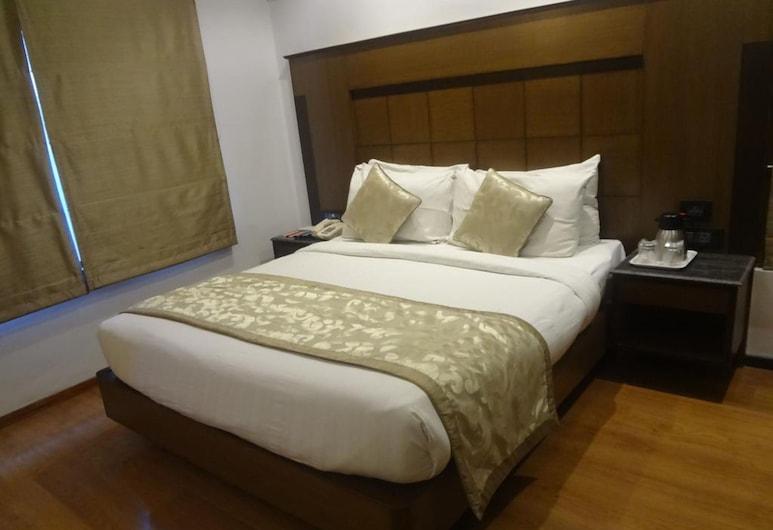 호텔 미드타운 프리탐, 뭄바이, 슈피리어 더블룸 또는 트윈룸, 더블침대 1개, 객실