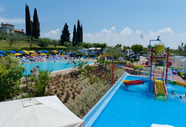 Camping Serenella, Bardolino, Venkovní bazén