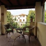 Aurea Apartment, 4 Bedrooms (via Pisana 8)  - Μπαλκόνι
