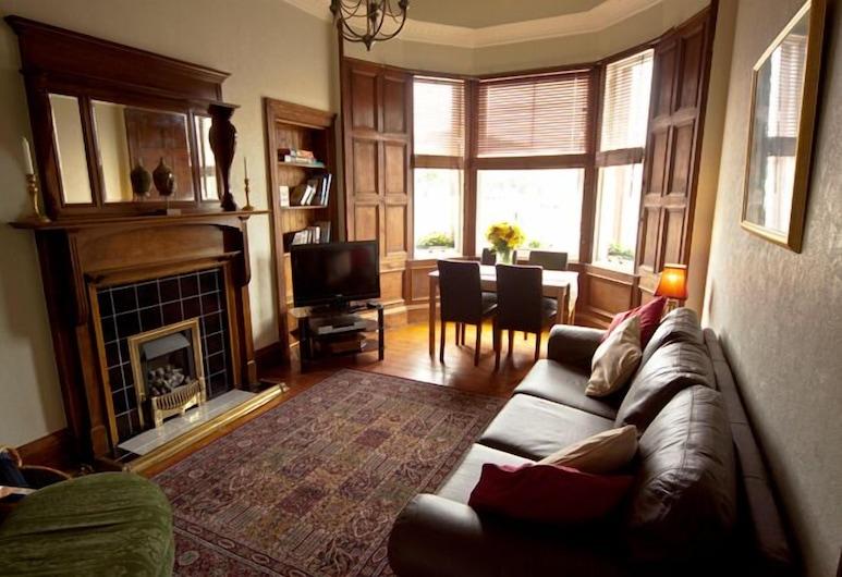 Cloudberry Apartment, Edinburgh, Woonruimte