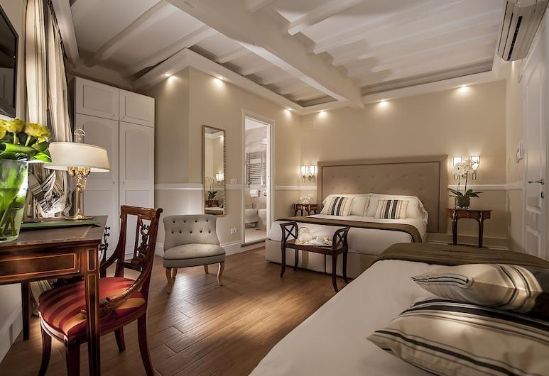 瑞斯德薩德賽爾潘神酒店, 羅馬