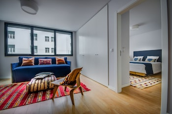 Bild vom Lisbon Serviced Apartments - Liberdade in Lissabon