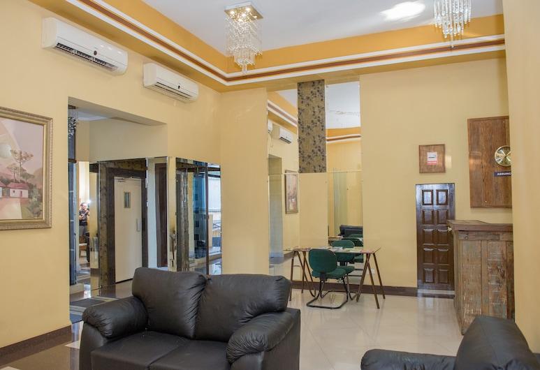 Villa Iguaçu Palace Hotel, Foz do Iguacu, Reception