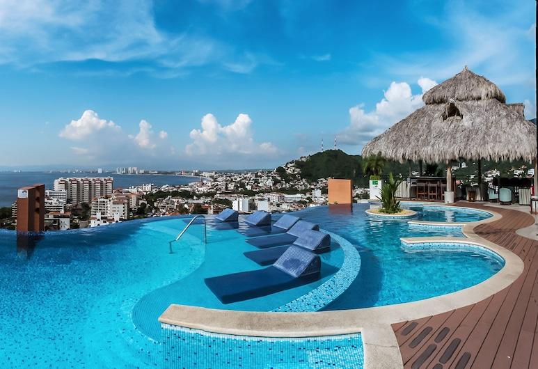 Pinnacle Resorts 220, Puerto Vallarta, Rooftop Pool