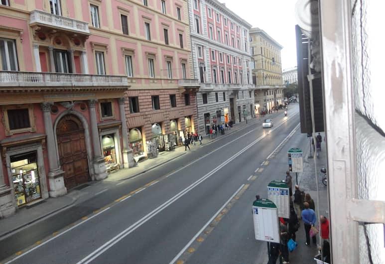 Minihotel Azzurra, Rim, Superior dvokrevetna soba, Pogled na ulicu