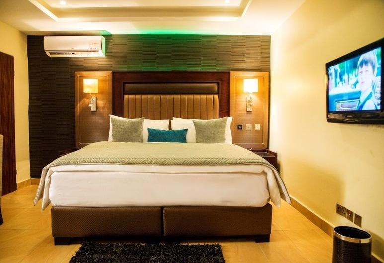 Vynedresa Hotel, אבוג'ה
