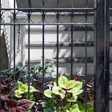 Viesnīcas ieeja