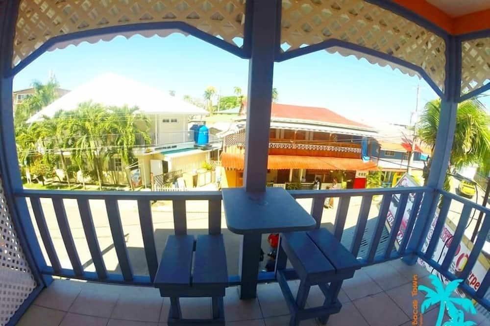 Standard Room, City View - Balcony