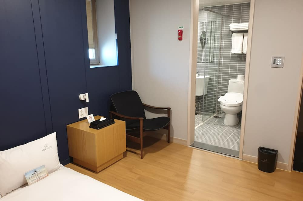 트래디셔널 더블룸, 요이불 세트 - 욕실
