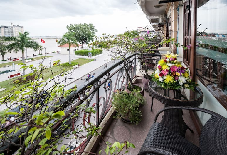 Red Hibiscus Hotel, Phnom Penh