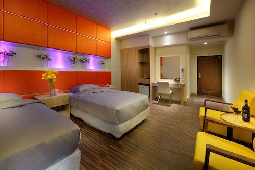 安禾時尚旅館/