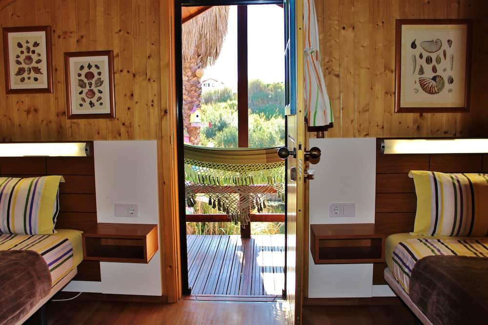 Chalet, 2 Bedrooms - Balcony