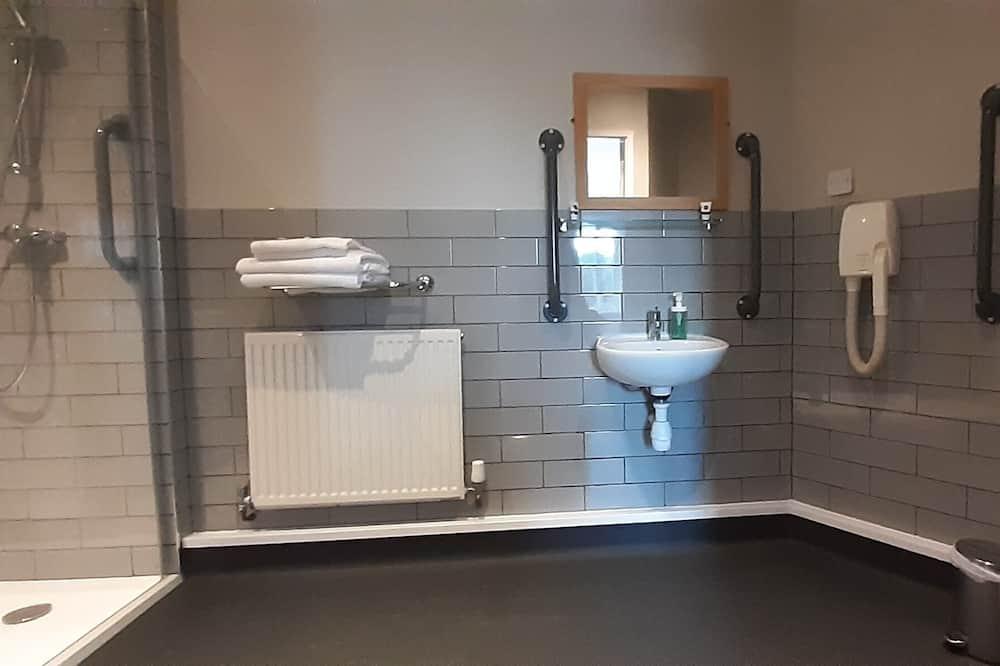 Pokoj Classic se dvěma jednolůžky, vlastní koupelna - Koupelna