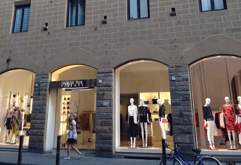 Florence Chic, Florence, Voorkant hotel