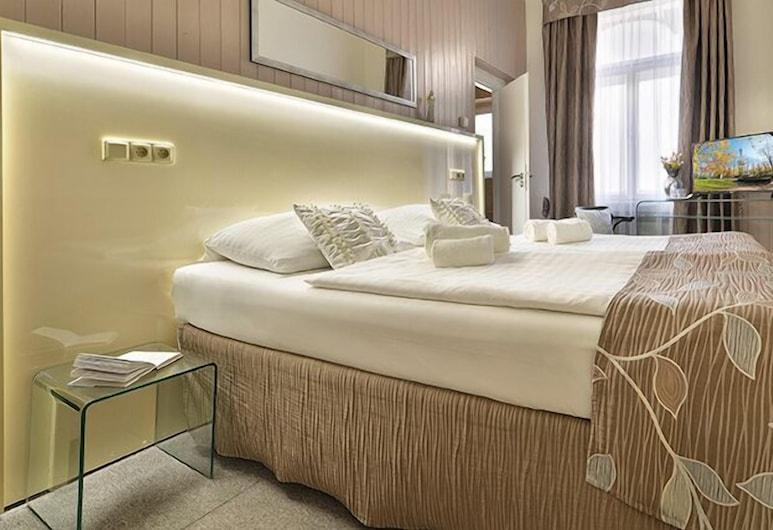 Hotel ANETTE, Praga, Quarto casal standard, 1 cama de casal ou 2 camas de solteiro, Quarto