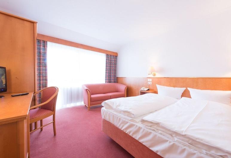 維諾泰克飯店 - 寄宿式飯店, 本斯海姆, 標準單人房, 1 張特大雙人床, 客房