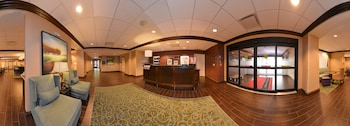 Omaha bölgesindeki Hampton Inn Omaha Midtown-Aksarben Area resmi