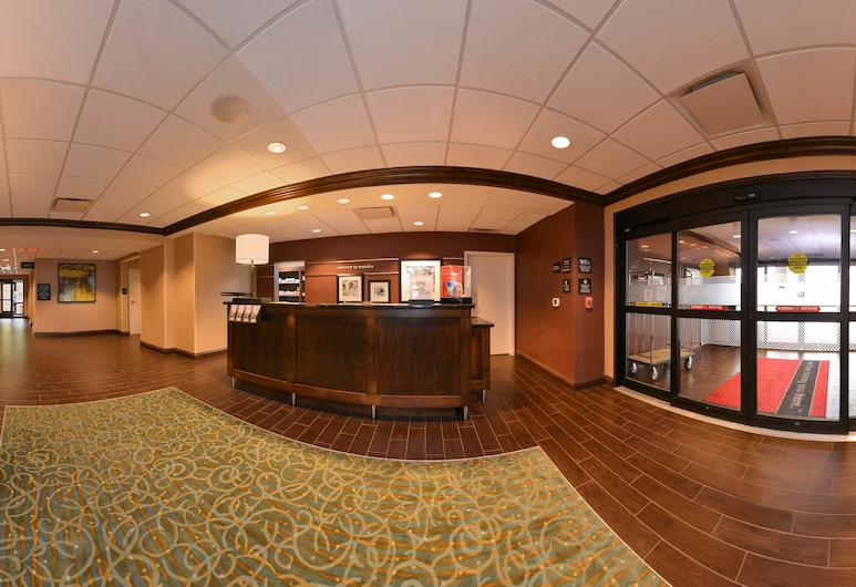Hampton Inn Omaha Midtown-Aksarben Area, Omaha, Reception