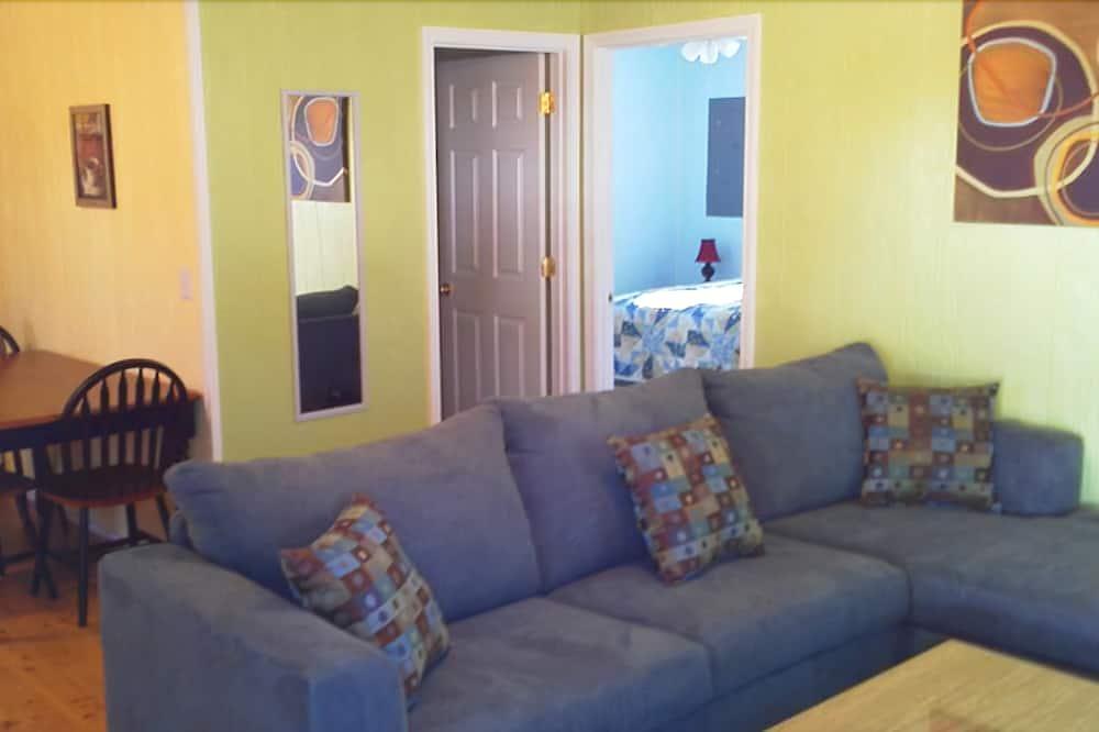 Cottage C1, 2 Bedrooms - Area Keluarga