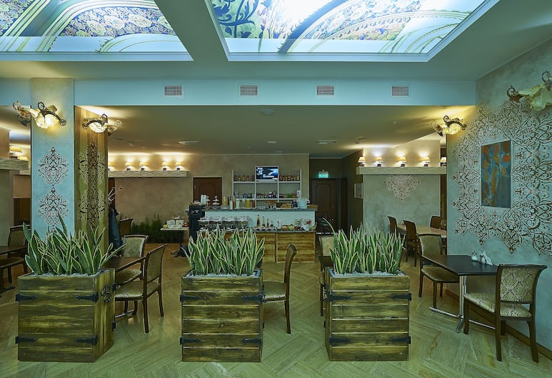 Hotel Godunov, Moskva, Hotelski bar